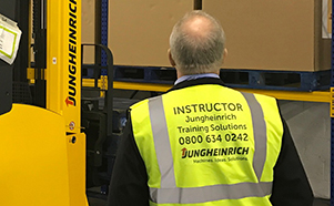 Forklift training jungheinrich forklift instructor training courses sciox Choice Image