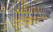 Jungheinrich are worldwide leaders in integrated warehouse and racking storage solutions